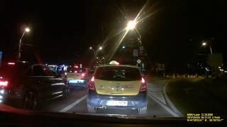 mio MiVUE C330 - Night Sample Video