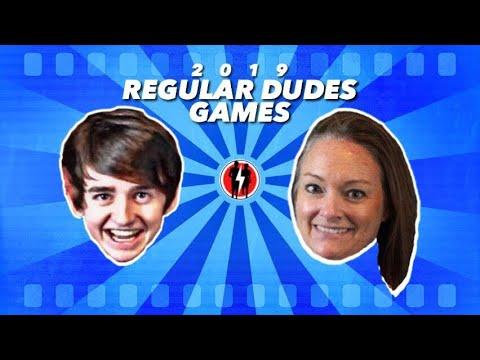 Download 2019 REGULAR DUDES GAMES LOGAN VS JESSICA