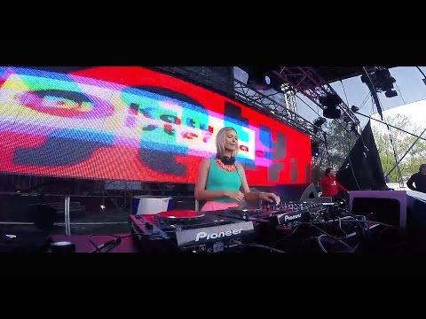 "Katy Isterika ""Live"" @ Open Air / Skisova Trznica Slovenia | Underground Set (House, Techno) - NEW!"