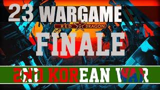 Wargame: Red Dragon - Campaign - 2nd Korean War: FINALE