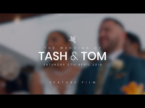 Tash & Tom | Spring Wedding at The Dunes | Wedding Film