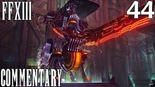 Final Fantasy XIII PC Walkthrough Part 44 -The Beserker