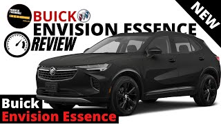 Buick Envision 2021 - Test Drive & Review (4K)
