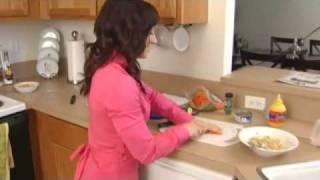 Healthy Tuna Salad & Veggie Dip - Made Fit Tv - Ep 43