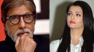 Amitabh Bachchan's Reaction On Aishwarya Rai Bcahchan's Suicide Rumours   Bollywood News