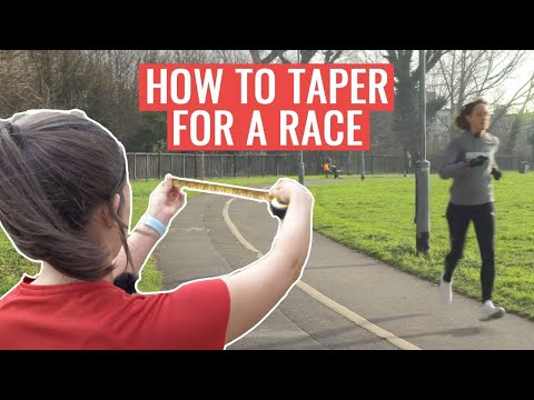 What Is A Marathon Taper? | Tapering Tips For Runners