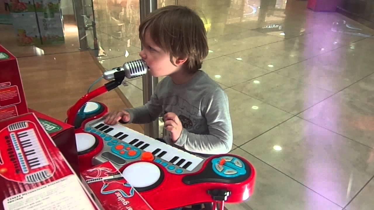 Развивающие игрушки Музыкальная улитка и детское пианино кот .