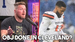 Is Odell Done in Cleveland?
