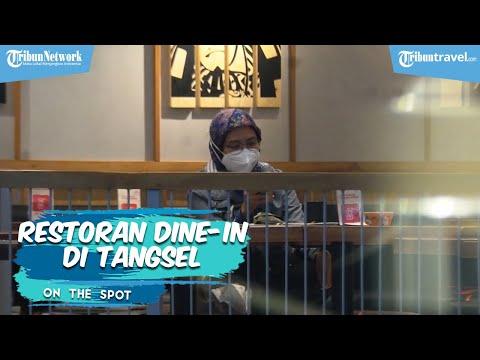Bintaro Jaya Exchange, Bintaro Plaza, Dan Lotte Mart, Sediakan Restoran Dine In Untuk Pengunjung