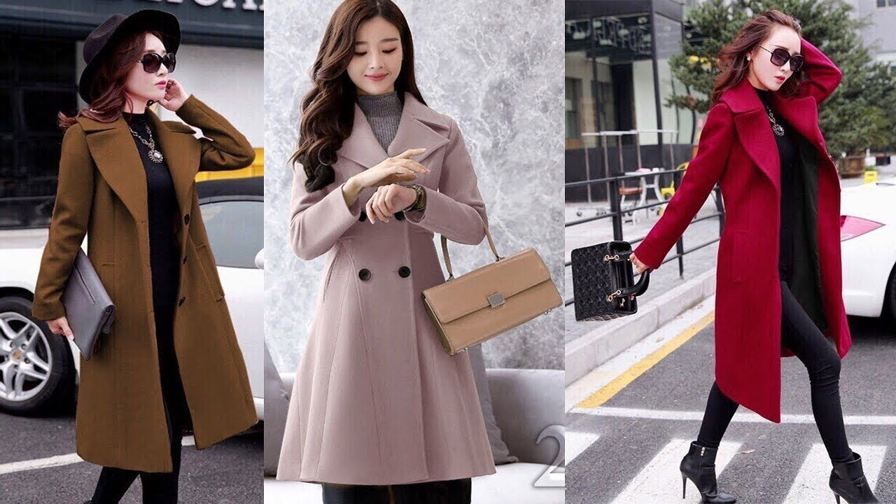 Áo Khoác dạ mới nhất 2019-2020 Của Việt Nam so với áo khoác dạ nữ quảng châu và hàn Quốc