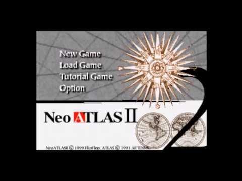 今日はヨシキンがオススメする新作ゲーム「Neo ATLAS 1469」を紹介します!