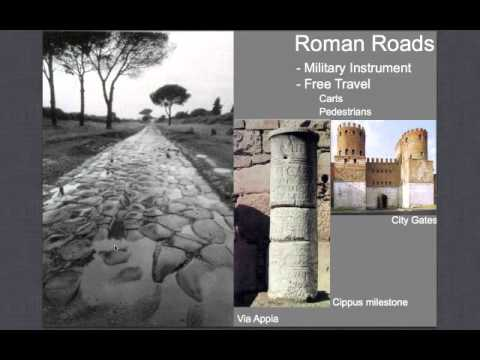 Roman Architecture, Part 2, Caradonna