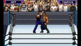 WWF Road to Wrestlemania GBA Finishers