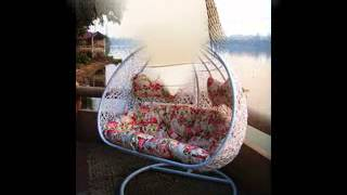 Outdoor Rocking Chair Cushions Design Ideas