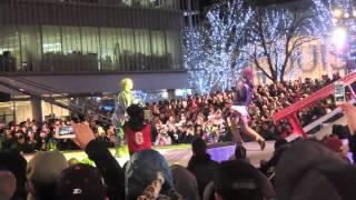 G-SHOCK REAL TOUGHNESS TOKYO 2012
