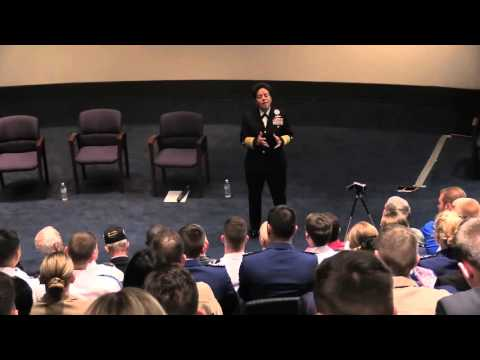 Vice Chief of Naval Operations talks about leadership
