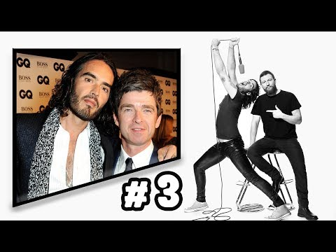 Noel Gallagher Interview #3 - The Russell Brand Show Best Bits