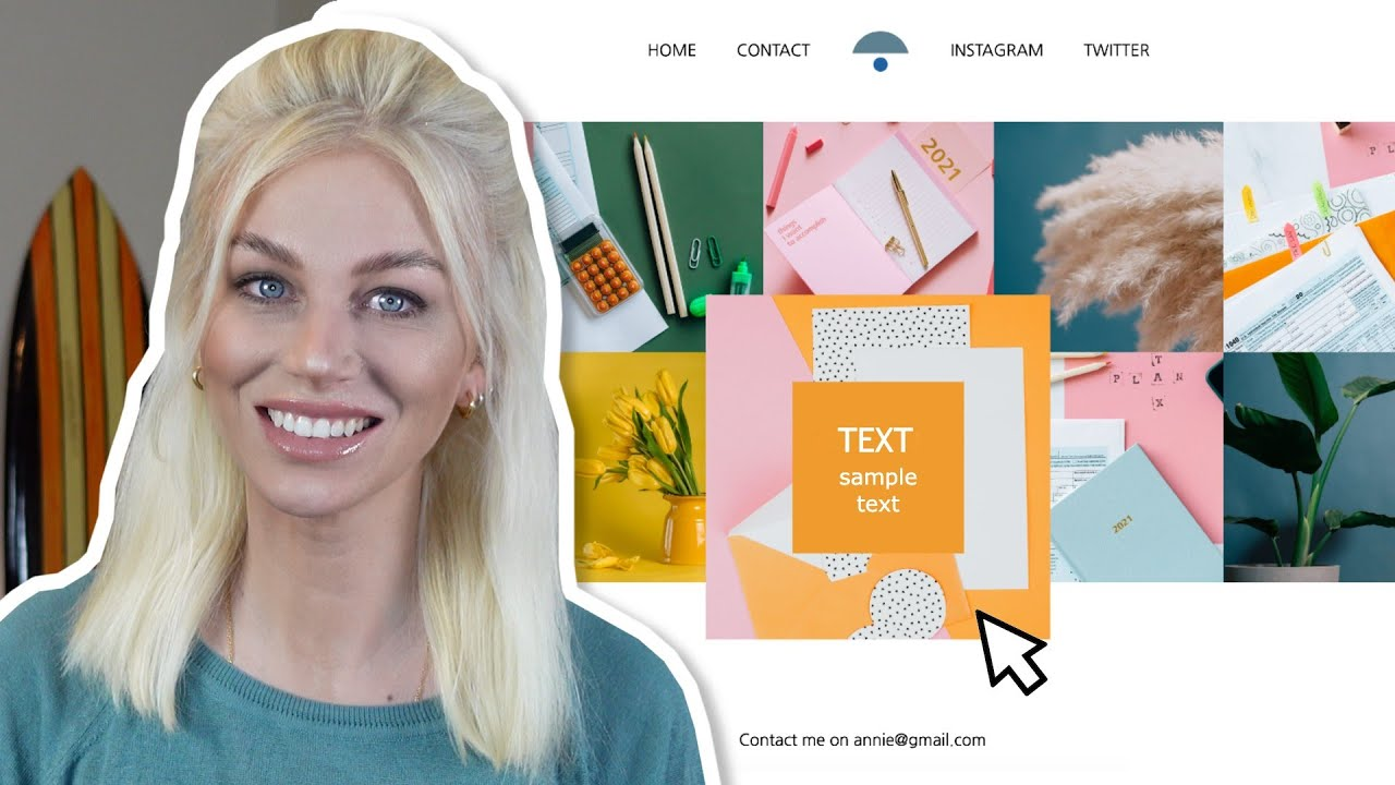 Build and Deploy a Responsive Gallery Portfolio using HTML and CSS!