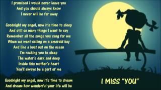 Goodnight My Angel ༺♥༻ Celtic Woman