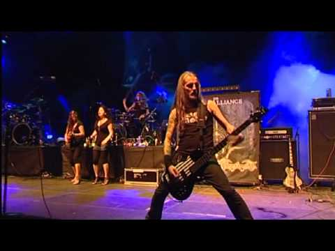 Eluveitie + Finntroll = Inis Mona [Masters Of Rock 2011]