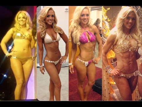 My Journey From 32% Bodyfat to Bikini Pro