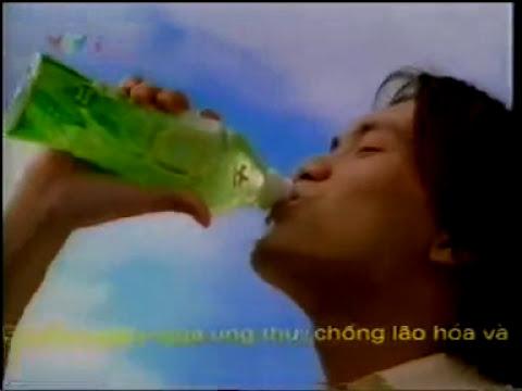 Trà xanh Không Độ - Giải nhiệt cuộc sống (Quảng cáo 2006)
