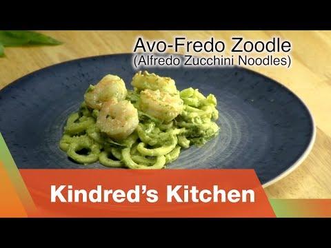 kindred's-kitchen:-shrimp-avo-fredo-zoodles-(avocado-alfredo-zucchini-noodles)