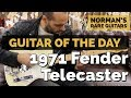 Guitar of the Day: 1971 Fender Telecaster | Norman's Rare Guitars