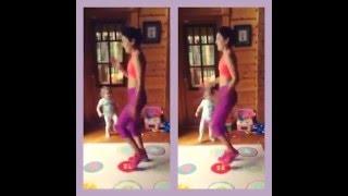 видео 10 Minute Body Transformation Джиллиан Майклс + новые выпуски