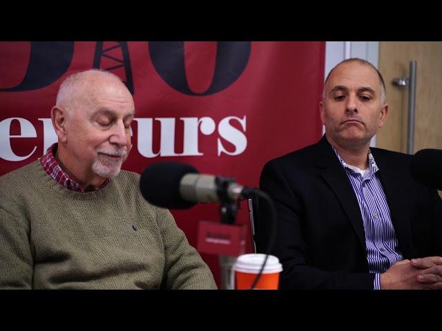 Rob Pellegrini and Elliot Schneider - PK Boston/AGS Development