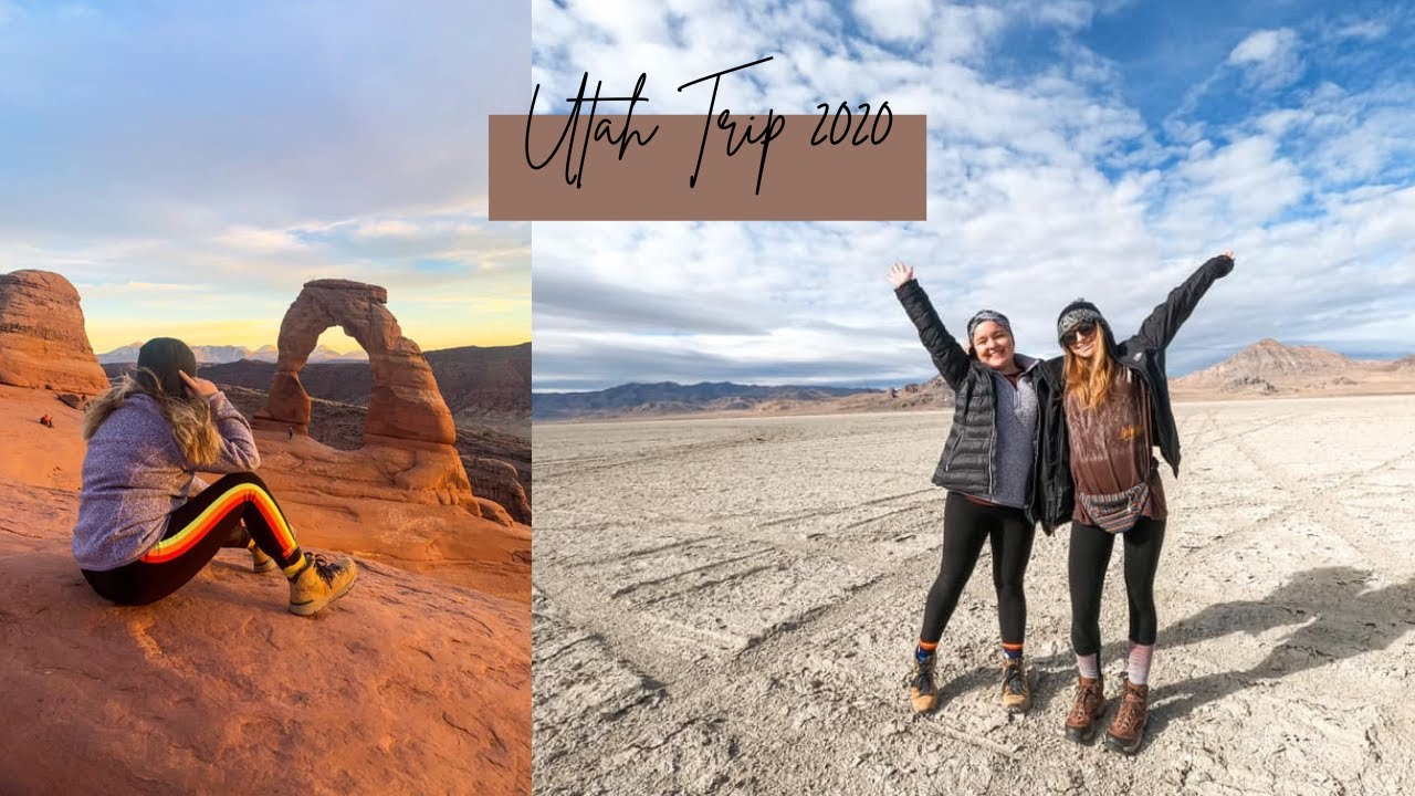 VIDEO: Zion, Bryce Canyon, Arches Trip [2020]