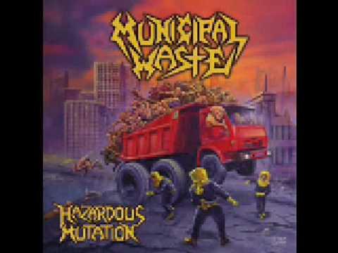 Municipal Waste - Intro / Deathripper [Studio Version]