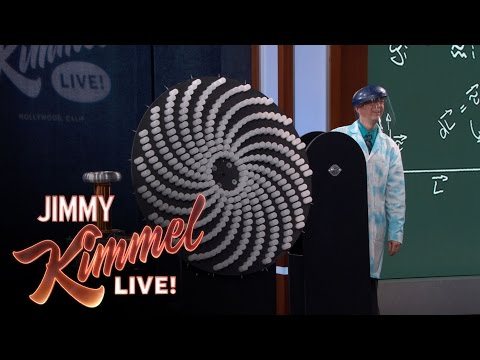 Thumbnail: Amazing Experiments with Science Bob Pflugfelder