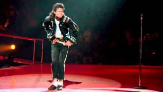Michael Jackson - Man in The Mirror -MoonWalker Version HD