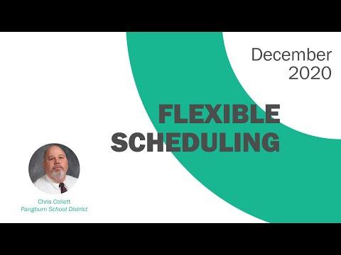 DataQUEST: Flexible Scheduling - Pangburn High School