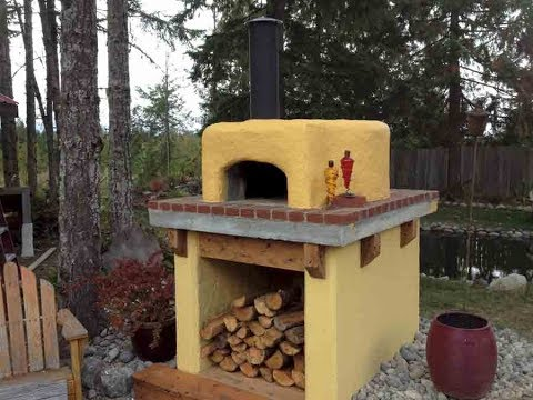 How To Build The 36 Quot Mattone Cupola Dome Shaped Wood Fired
