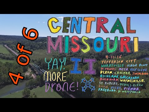 Central Missouri II | 4 of 6 | Devils Bend to Vichy