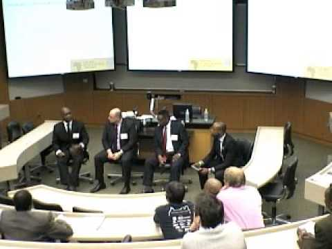 Duke MBA Business in Africa Industry Panels - Energy, Natural Resources & Agriculture
