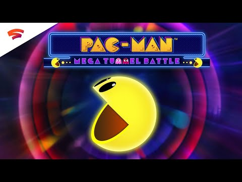 PAC-MAN Mega Tunnel Battle - Official Announcement Trailer | Play The Demo Now