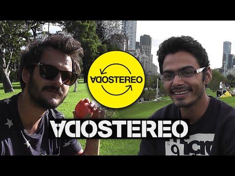 ¡Extranjeros escuchan Soda Stereo!