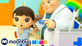 Doctor Song - Learn to Stay Safe and Healthy!   Little Baby Bum -  Nursery Rhymes for Kids