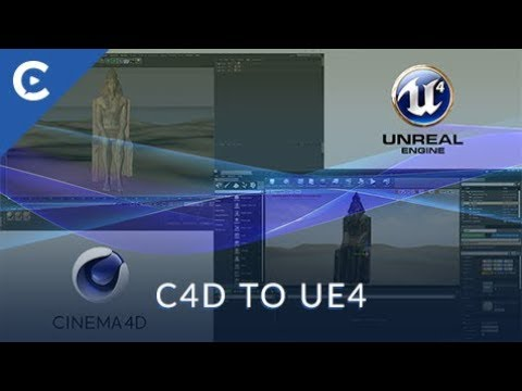 Cinema 4D Plugin: CV-C4D To UE4