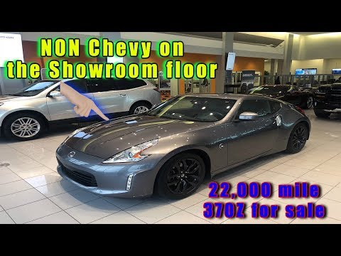 2015 Nissan 370Z With Only 22k Miles For Sale Louisville, Ky.