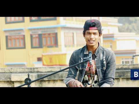 Teri Deewani | Kailash Kher | Cover - Bishal Suwal