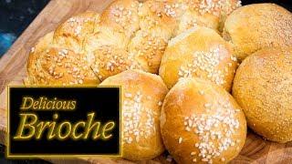 French Brioche homemade