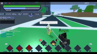 roblox:Injustice Online Adventure how to Lv up