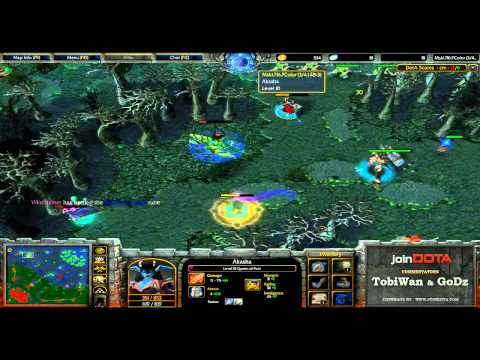 WB Final: Mineski vs Pacific, SMM 2012