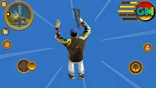 Miami Crime Police #Crazy Jump From Space ( by Naxeex LLC) Android Gameplay HD