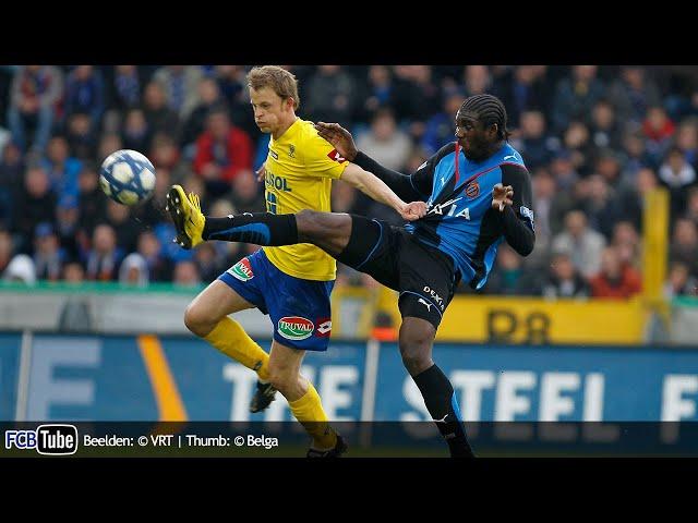 2009-2010 - Jupiler Pro League - PlayOff 1 - 08. Club Brugge - Sint-Truiden 2-0