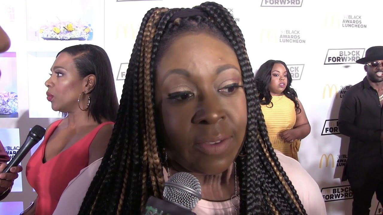 Loni Love on Essence Fest and McDonalds 365Black Awards